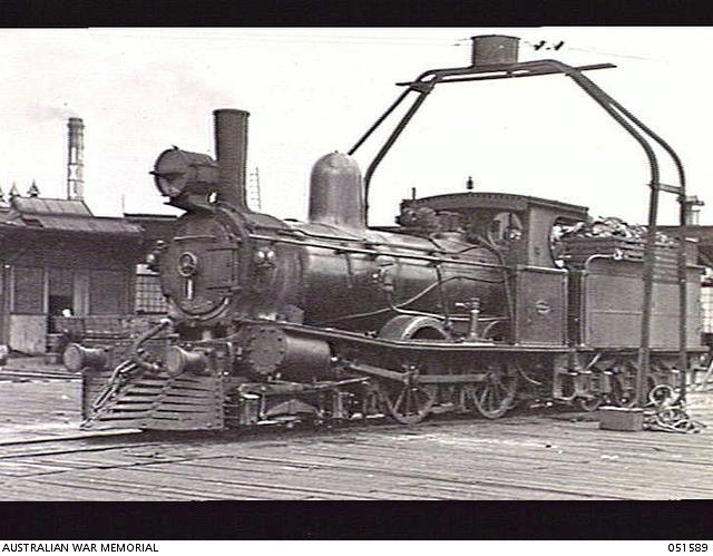 Tasmanian B Class 4-4-0 Built by Beyer Peacock
