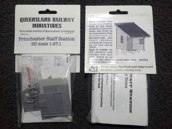 New HO scale buildings from Queensland Railway Miniatures