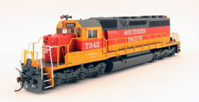 HO SD40 with DCC and Sound from Athearn