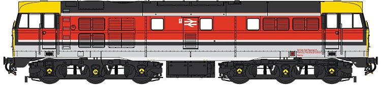 O Scale 31 Class British diesel coming in 2019 from Heljan