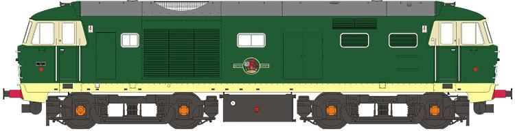 O Scale 35 Class British diesel coming in 2019 from Heljan