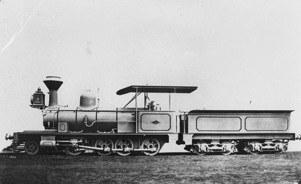 C13 (Dubs) Class Steam Engine