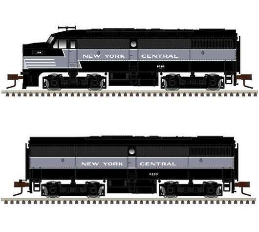 In 2019 Atlas will be releasing an FA/FB in their N Scale Master range