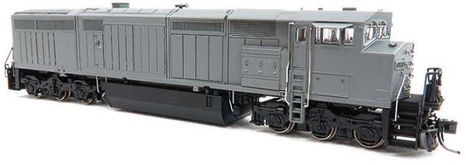 Dash 8-40CM in N Scale from Rapido