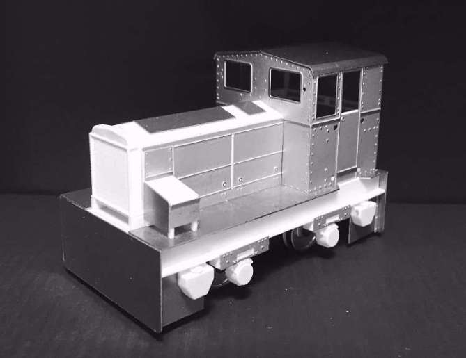 Narrow Planet have announced that they are working on the prototype of a 4mm scale kit for the F.C. Hibberd 18-ton Planet.