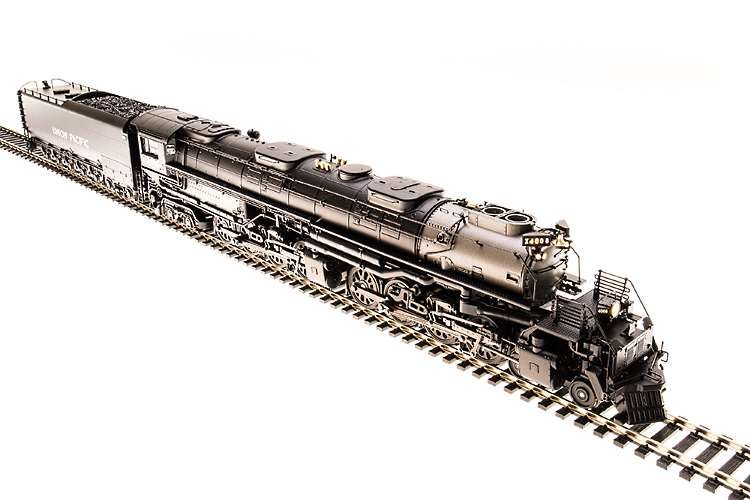 The new UP Big Boy in HO scale from Broadway Limited
