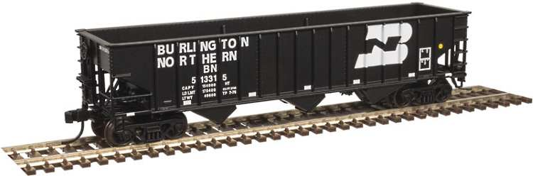 One of the many N Scale PS-2750 Hoppers that Atlas are releasing with new road numbers