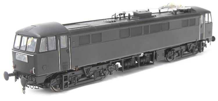 The pilot model for the new Heljan OO scale 86 class electric loco available from Hattons